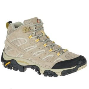 Merrell Moab 2 Mid Vent Women's Taupe